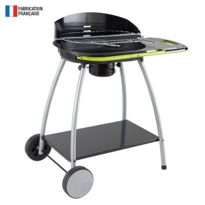 Cook'in Garden - Barbecue au charbon Isy Fonte 2