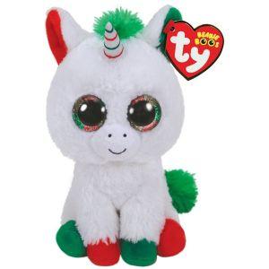 Beanie boo's - Candy Cane la licorne 23cm - JURTY36425