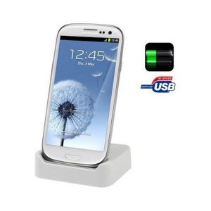Dock De Synchronisation Samsung Galaxy S3 I9300 Station D'accueilChargeur