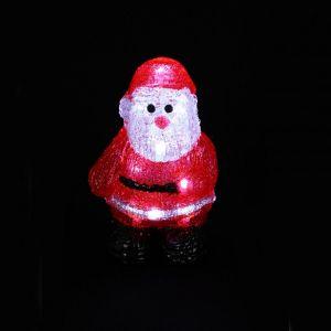 Pere noel lumineux à LED