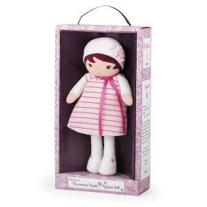 Tendresse - Ma 1ère poupée en tissu Rose K 32 cm - JURK962077