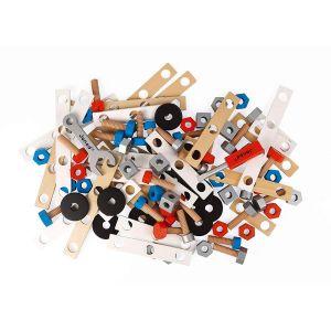 Baril Brico'Kids 50 pièces (bois) - JURJ06480
