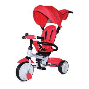 Tricycle évolutif Pour Bébé / Enfant Matrix Rouge