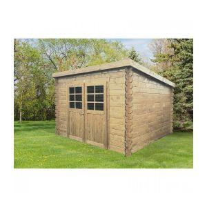 Solid Abri de jardin BREST 2980X2980 S8215-1
