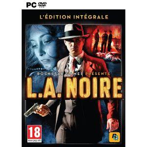 L.A. Noire - L'Edition Intégrale PC