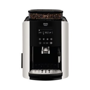 Expresso broyeur KRUPS YY3075FD Arabica Noir Silver