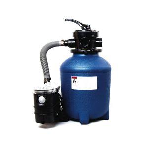 Groupe de filtration à sable complet  5.7m³/h