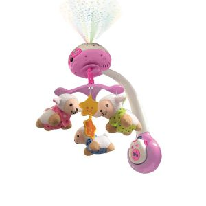 Mobile musical Lumi Compte-moutons 503355