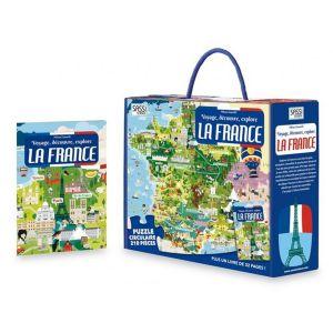 Voyage, découvre, explore - La France