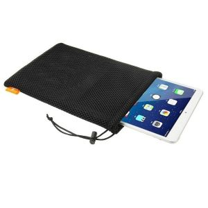 Housse tablette universelle lavable en Nylon de 7 à 10 pouces Noir