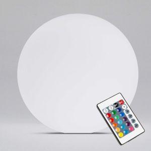 Boule LED rechargeable multicolore Ø50cm