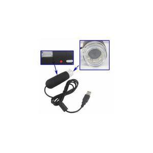 Mini microscope électronique zoom x800 USB portable 8 LED 2 MP