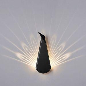 PAON - applique en métal éclairage trompe l'oeil