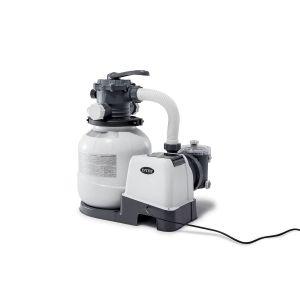 Groupe de filtration à sable 6 m³/h