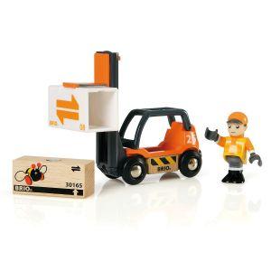 Brio world  - 33573 - chariot elevateur