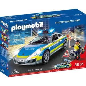 City action - Porsche 911 Carrera 4S Police