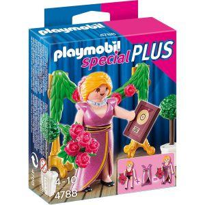 Playmobil Special Plus - Star avec trophée - PLA4788