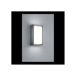 Applique Indus Anthracite 1x8W SMD LED