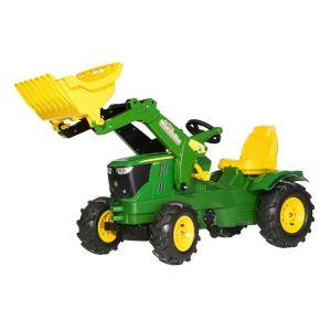 Rolly Toys 611102 Tracteur FarmTrac John Deere 6210R