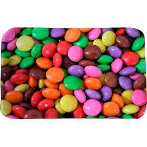 Tapis pour enfants chambre ULTRA DOUX BONBONS - polyester Fabriqué en Europe