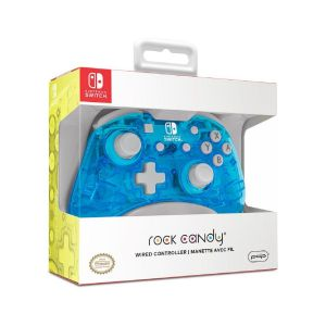 Manette Manette Switch Rock Candy Bleue