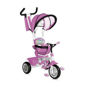 Tricycle Evolutif Pour Bébé / Enfant B313a 1-4 Ans Rose