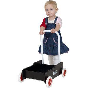 BRIO - 31351 - CHARIOT DE MARCHE - NOIR - BRI31351002
