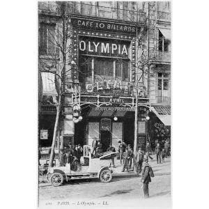 Photo encadrée : L'Olympia