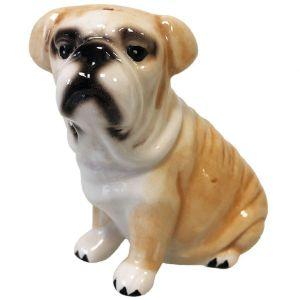 Poivrière Bulldog