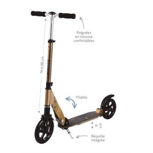 Trottinette - Micro Suspension