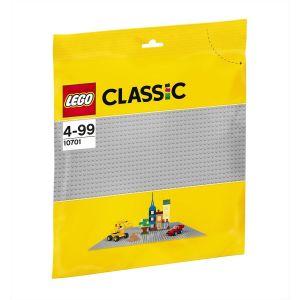 Lego 10701 Classic : La plaque de base grise