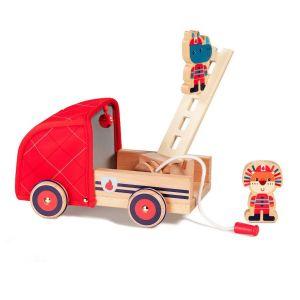 Camion de pompiers Marius