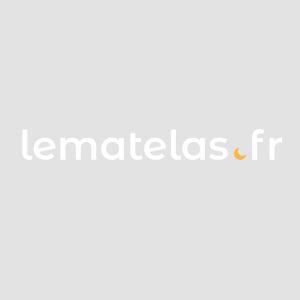 Chambre complète enfant en bois blanc CB2001