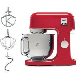Robot pâtissier KMX750AR Kmix rouge