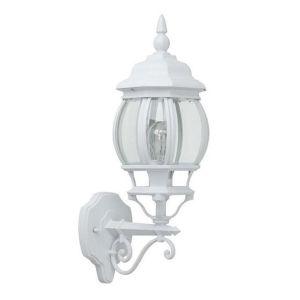 ISTRIA - Applique d'extérieur montante Blanc H50cm - Luminaire d'extérieur Brilliant designé par