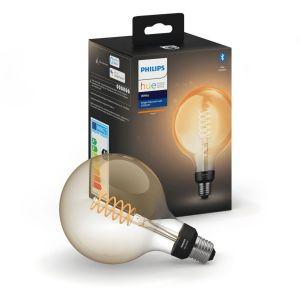 Ampoule connectée HW Giant Filament Globe E27