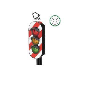 Train Brio : Accessoires : Feux tricolores lumineux