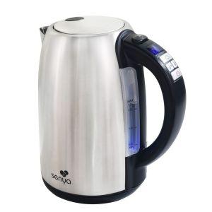 Bouilloire électrique température réglable 1,7L Easy Tea