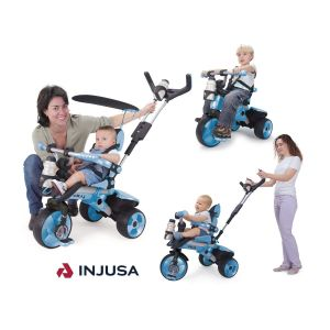 TRICYCLE CITY BLUE - INJ3261