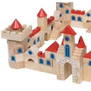 Château de construction 145 pcs