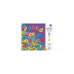 Lettres magnétiques : 83 lettres script