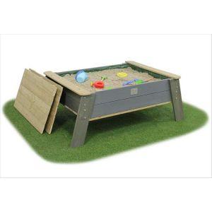 Table à sable avec couvercle - Exit