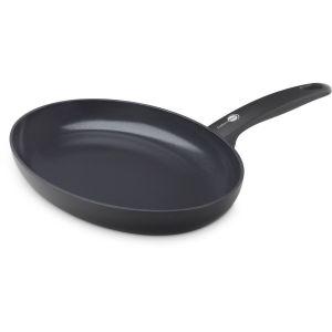 Poêle GREENPAN à poisson ovale Cambridge 32,3x22,3cm