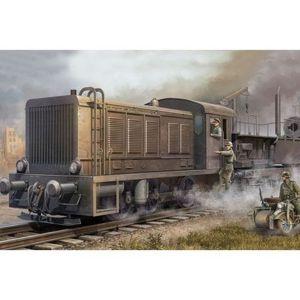 Maquette Locomotive allemande WR 360 C12