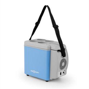 Roadtrip GlacièRe Isotherme Portable 6L Adaptateur Auto 12V -Bleu