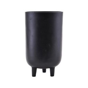 Cache-pot design  aluminium  Jang