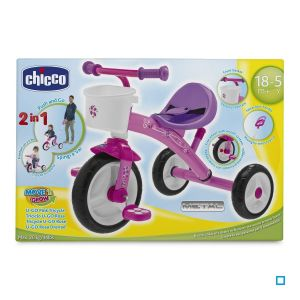 Tricycle U-Go Rose - CHI00007412100000