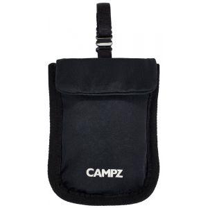 CAMPZ Pochette de voyage Poitrine, black Porte-monnaie de voyage