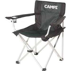 CAMPZ Aluminium - Siège camping - gris/noir Chaises pliantes