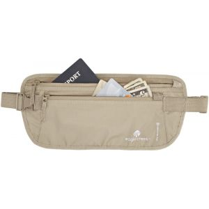 Eagle Creek RFID Blocker Money Belt DLX, tan Porte-monnaie de voyage